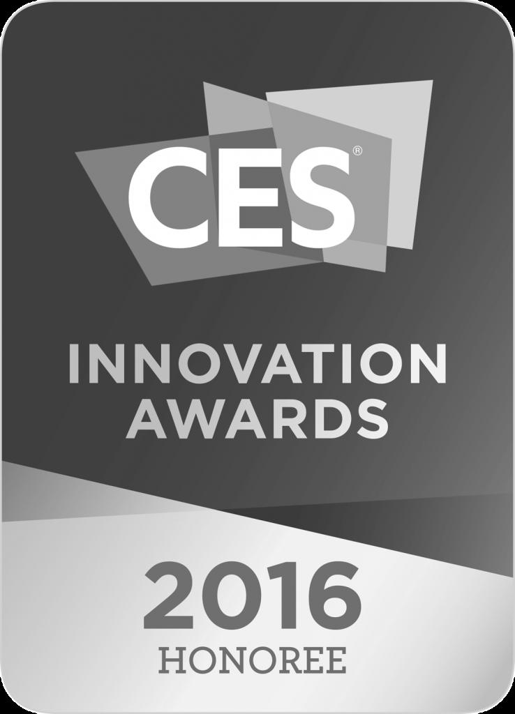 CES 2016 award